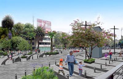 AEP restablecerá paisaje urbano de la CDMX