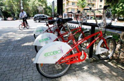 Ecobici privilegia a usuarios por Día Mundial sin Automóvil