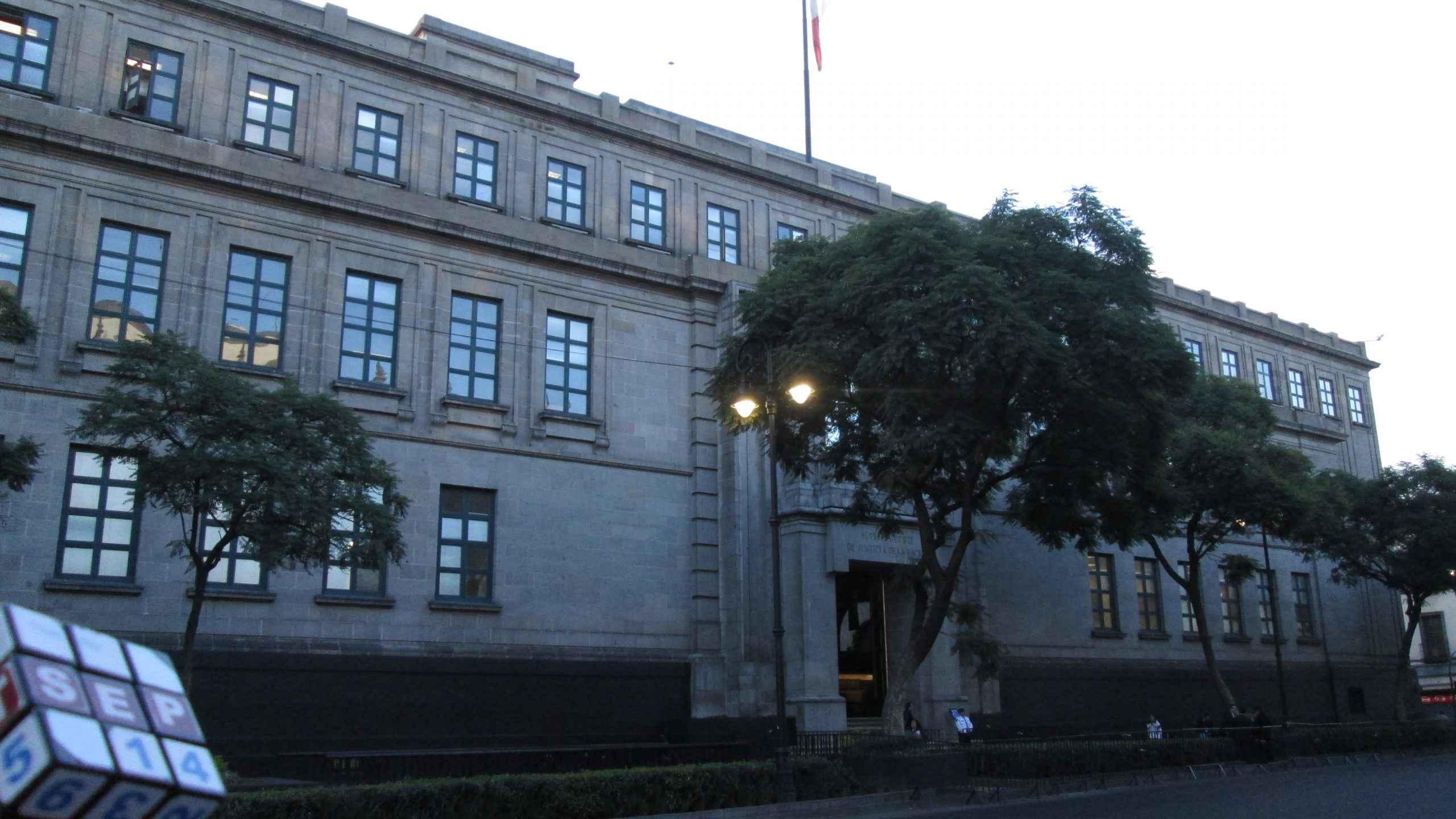 Edificio de la Suprema Corte de Justicia de la Nación cumple 75 años