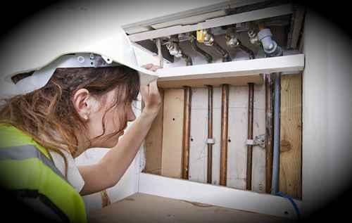 Capacitan a mujeres de Ecatepec en trabajos de construcción