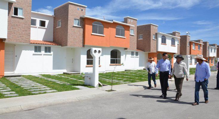 Edomex se beneficia con la construcción de conjuntos urbanos