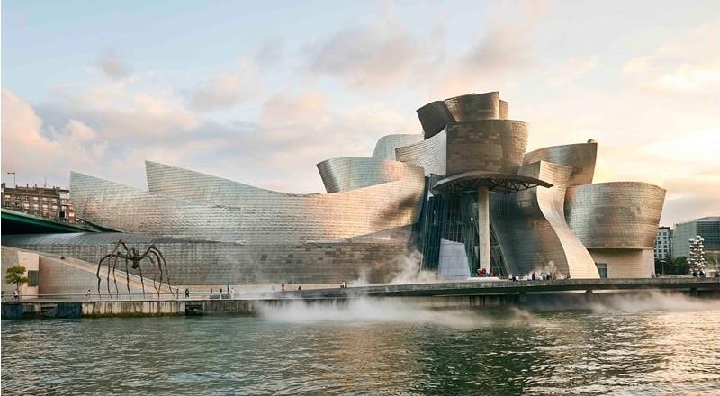 El Museo Guggenheim reabre sus puertas con medidas sanitarias