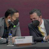 El derechohabiente al centro, visión prioritaria en Fovissste - Herminio Silván - Agustín Rodríguez