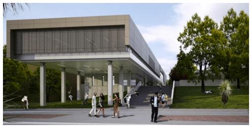 Estudiantes de arquitectura en EPCC cuentan con nuevo edificio