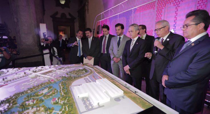 CDMX presenta proyecto para generar energía