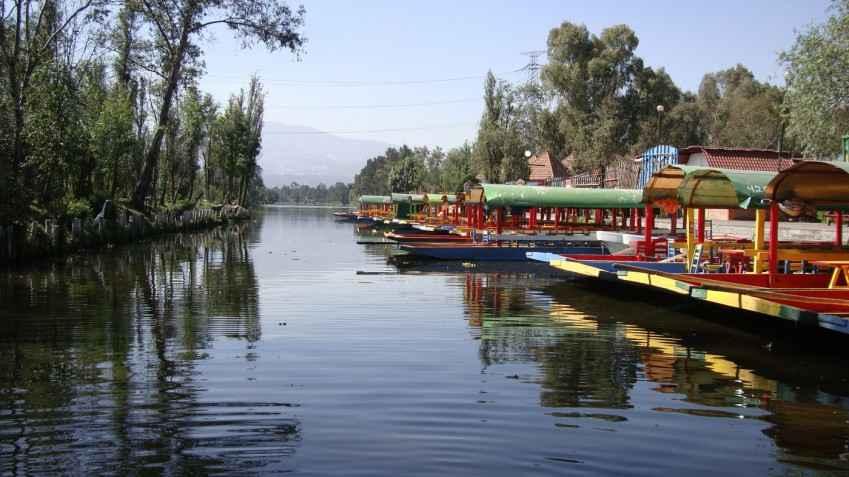 Xochimilco renovará la imagen de dos de sus embarcaderos