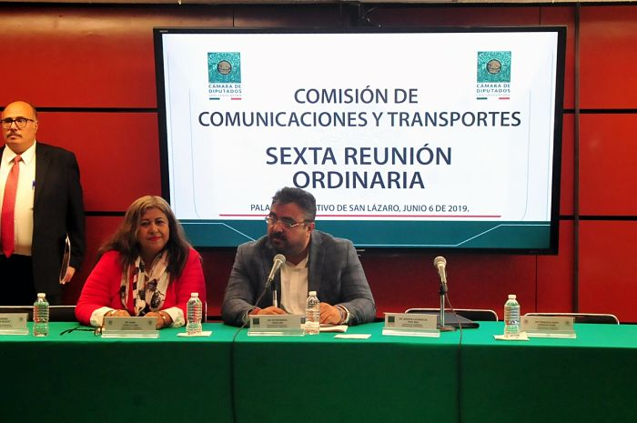 Emite Comisión de Comunicaciones y Transportes opinión sobre el PND