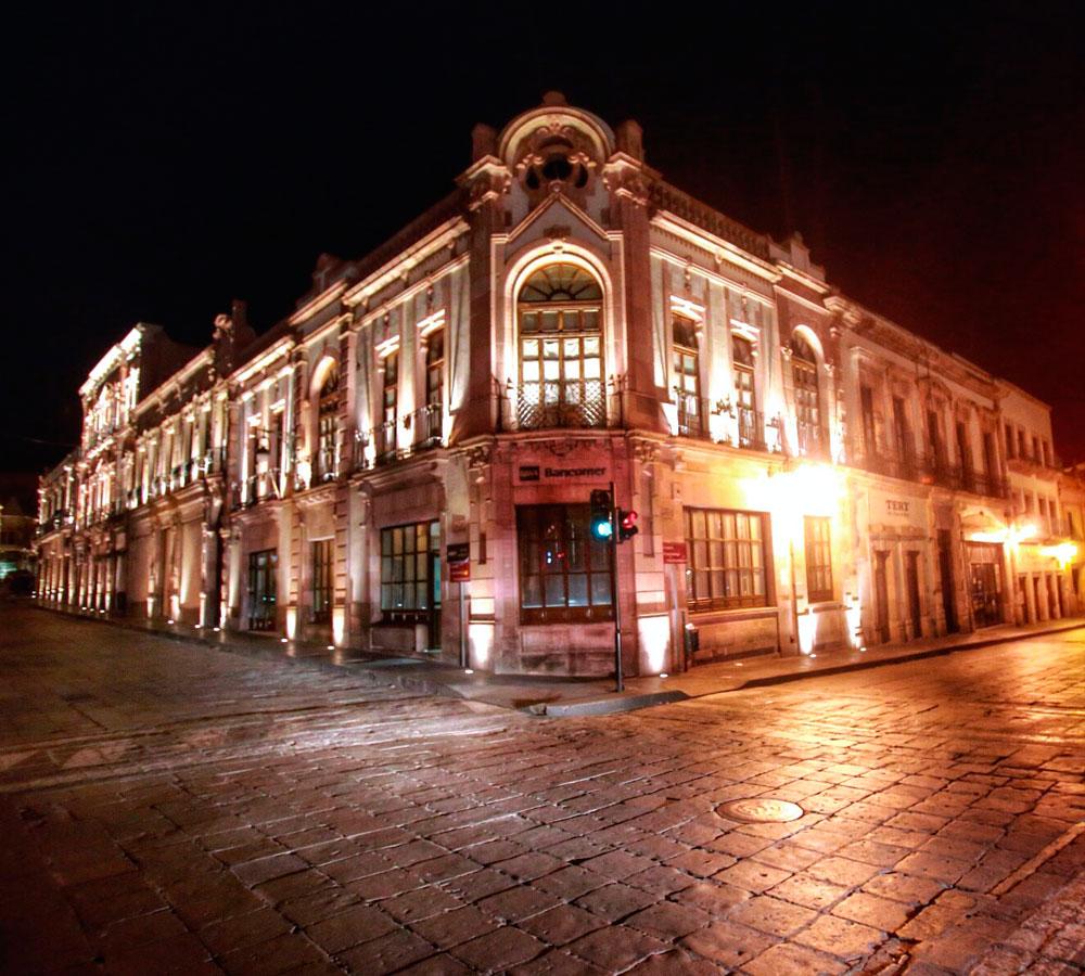 Emprenden acciones para conservar el Centro Histórico de Zacatecas