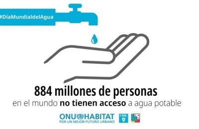 En 2050, el 52% de la población mundial sufrirá escasez de agua