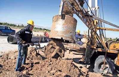 En Durango 70% de la obra es construida por empresas locales