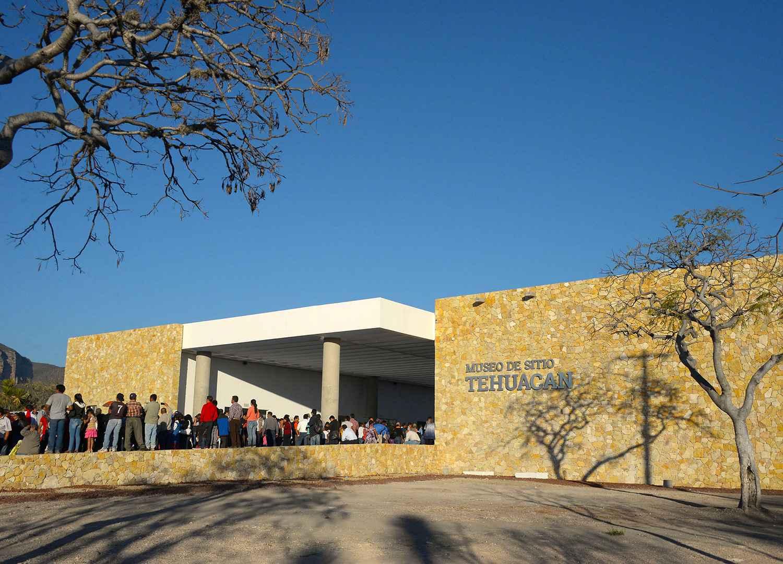 En marcha el Museo de Sitio y la Zona Arqueológica de Tehuacán el Viejo