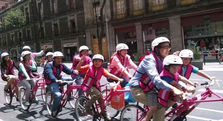 En marcha, sistema de movilidad en el Centro Histórico