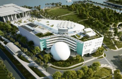 En mayo abrirá el Museo de Ciencias de Miami