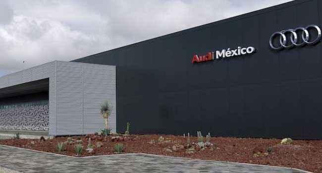 En septiembre Audi abrirá planta en Puebla
