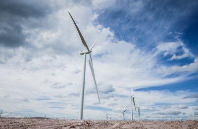 Enel inaugura parque eólico en Tamaulipas