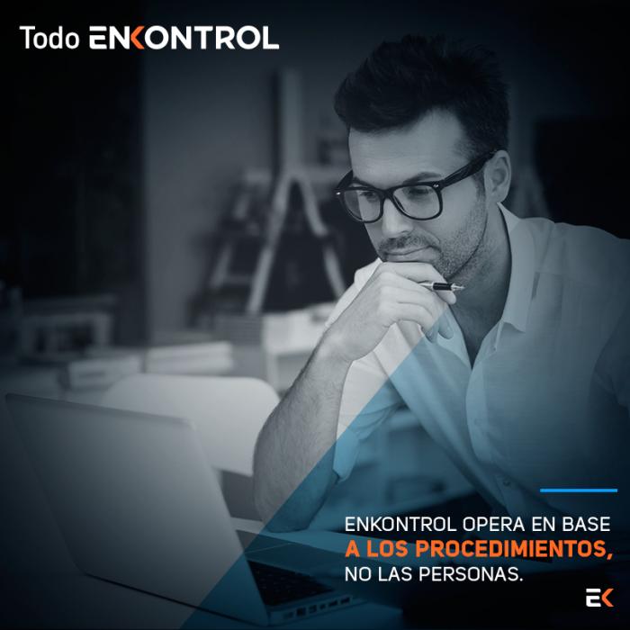 Enkontrol líder en sistemas integrales de información