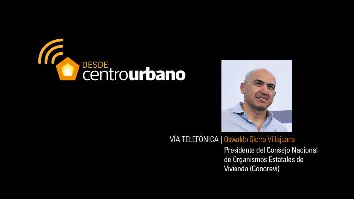 Oswaldo Sierra, presidente del Conorevi, destacó que el organismo se apoyará con la nueva administración para consolidar la producción de vivienda que está en proceso, así como dar continuidad a los mexicanos que se encuentra en rezago social.