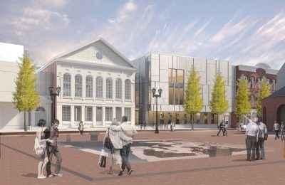 El Museo Peabody Essex expandirá sus instalaciones