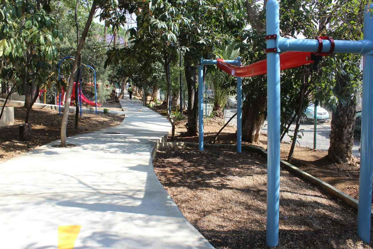 Implementan cuadrilla para mantenimiento de espacios públicos