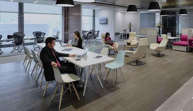 Espacios flexibles, la apuesta de IOS Offices para la 'Nueva Normalidad'