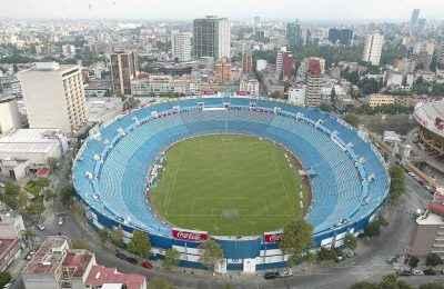 Inició despedida del Estadio Azul a menos de un mes de ser demolido