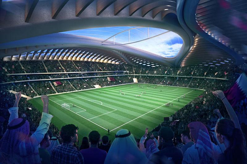 Mexicano colabora en diseño del estadio para el mundial Qatar 2022