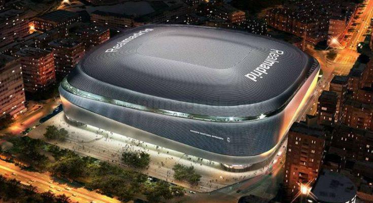 Constructora de Carlos Slim remodelará estadio Santiago Bernabéu