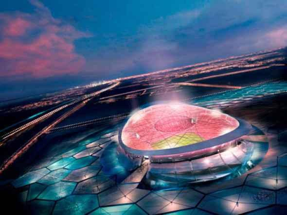 Constructora china edificará estadio para Qatar 2022