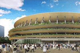 Estadio Tokio 2020 2