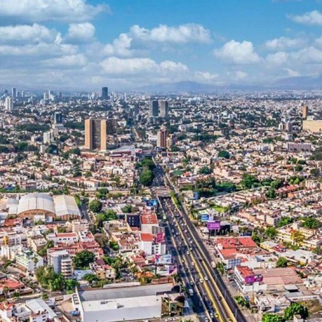 Estas son las mejores zonas para vivir en Guadalajara