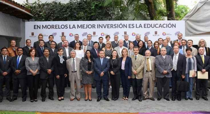 Este año Morelos destina 10,000 mdp en infraestructura educativa
