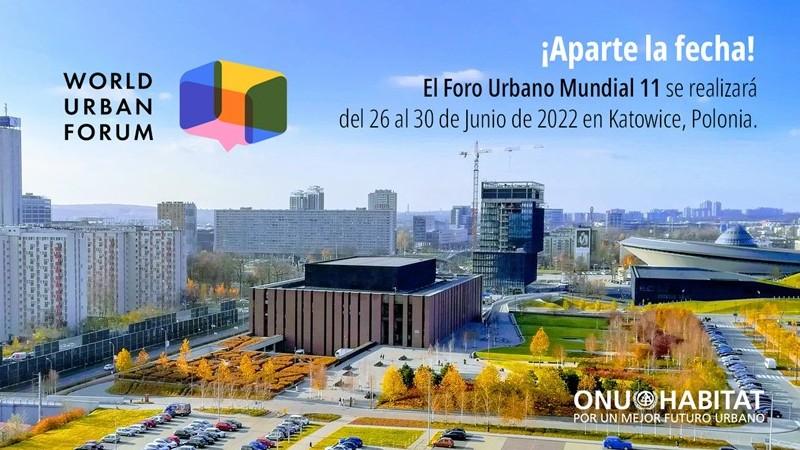 Este será el tema del próximo Foro Urbano Mundial