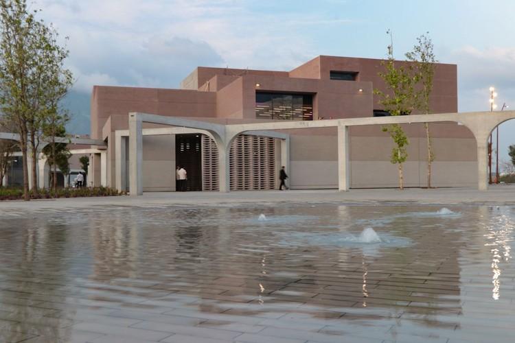 Inauguran edificio Estoa en campus de Universidad de Monterrey