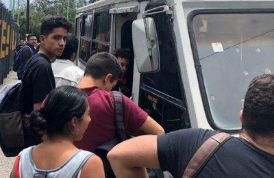 Edomex proriza tarifas de transporte a estudiantes