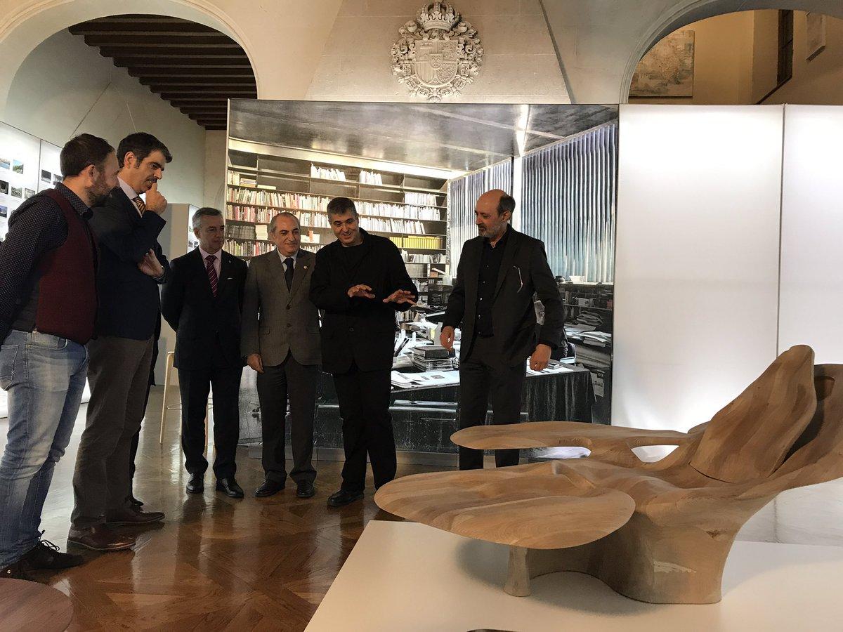 Está lista la I Bienal Internacional de Arquitectura de Euskadi MUGAK