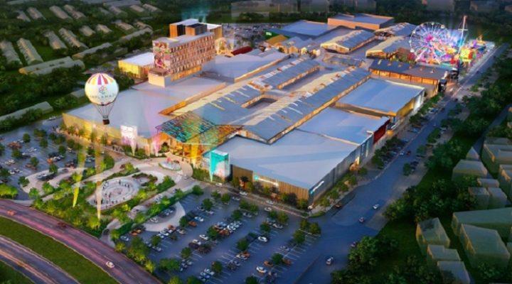 Centros comerciales conquistan ciudades en crecimiento