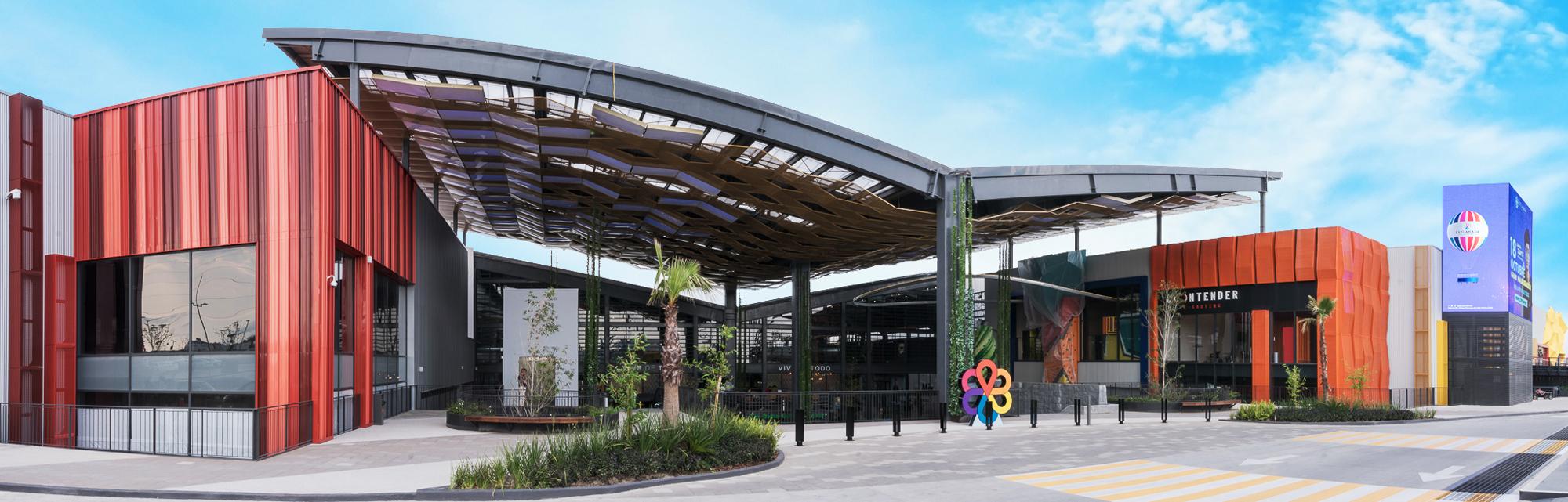 Gicsa fusiona el retail con su Malltertainment