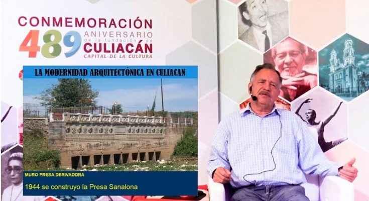 Explora Servando Rojo historia de la arquitectura de Culiacán