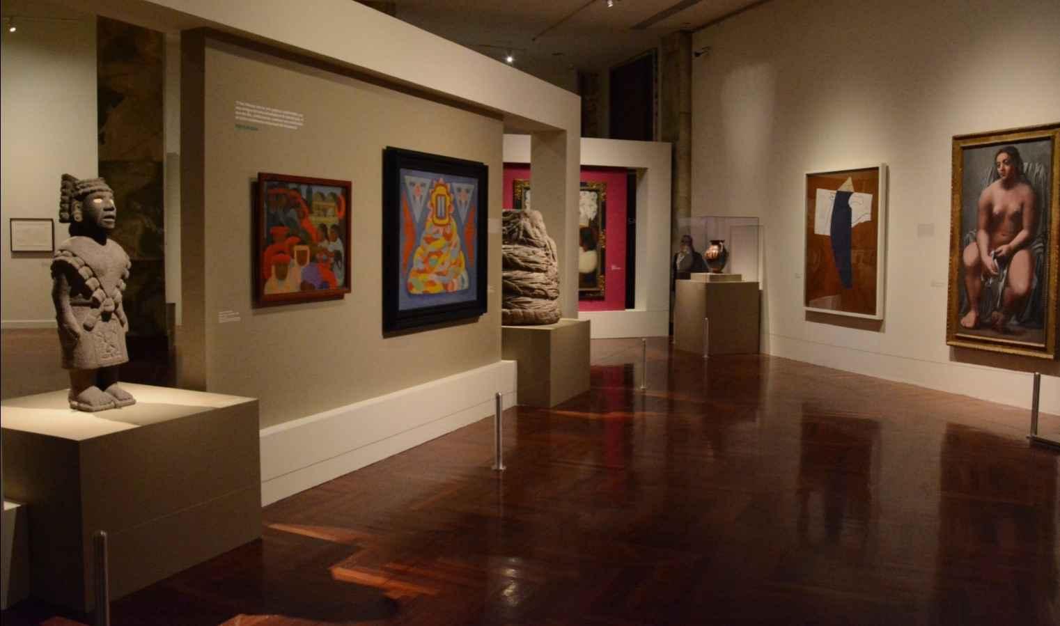 Llega al Museo del Palacio de Bellas Artes la exposición Picasso y Rivera