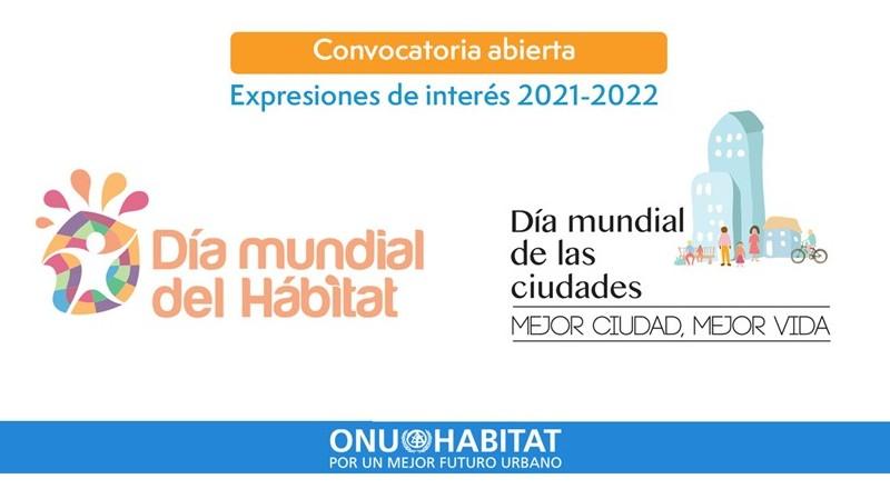Extienden convocatoria para albergar Día Mundial del Hábitat 2021 y 2022