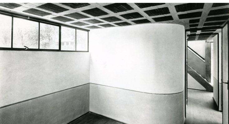 Exponen valor de casas que O'Gorman diseñó para Diego Rivera y Frida Kahlo