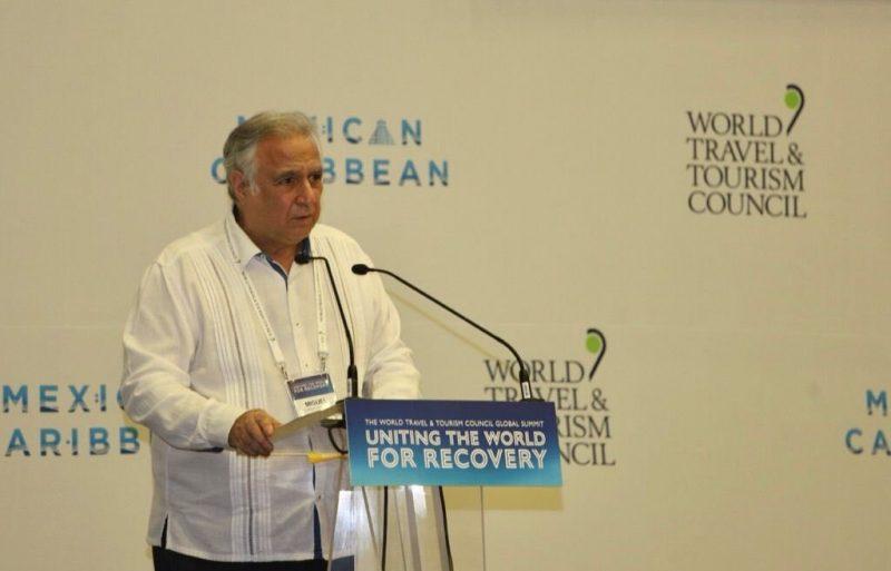 Ha dado inicio una nueva era del turismo mundial: Torruco Marqués