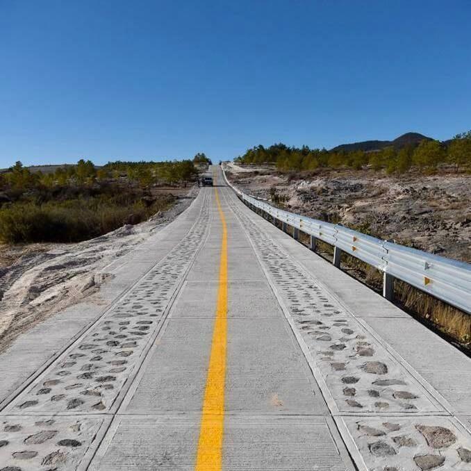 Programa para conservación de carreteras registra avance del 77.3%