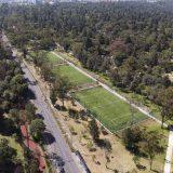 Inauguran el Parque Lomas en la 2a Sección de Chapultepec