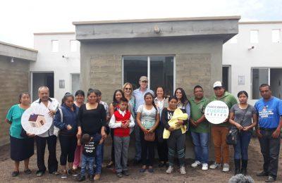 Entregan 173 casas a afectados por sismo en Morelos