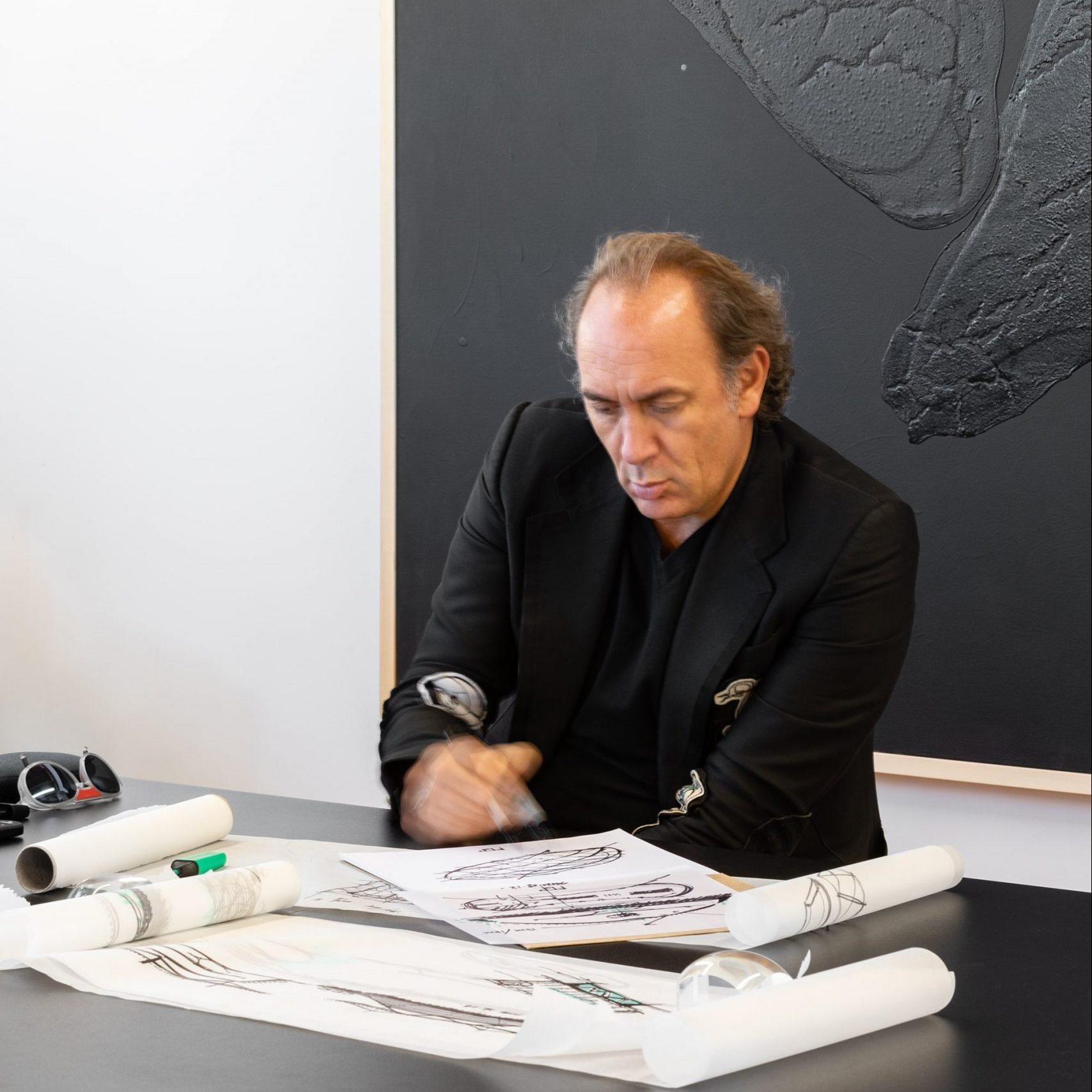 Celebran trayectoria del arquitecto Francisco González Pulido con exposición