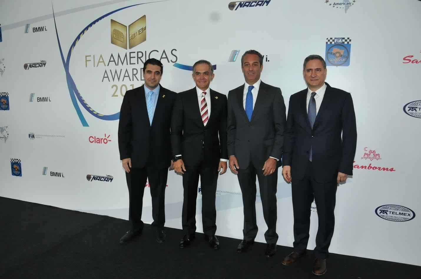 FIA premia al programa Visión Cero de la CDMX