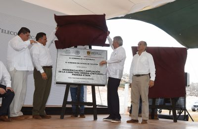 Presentan modernización de carreteras en Yucatán