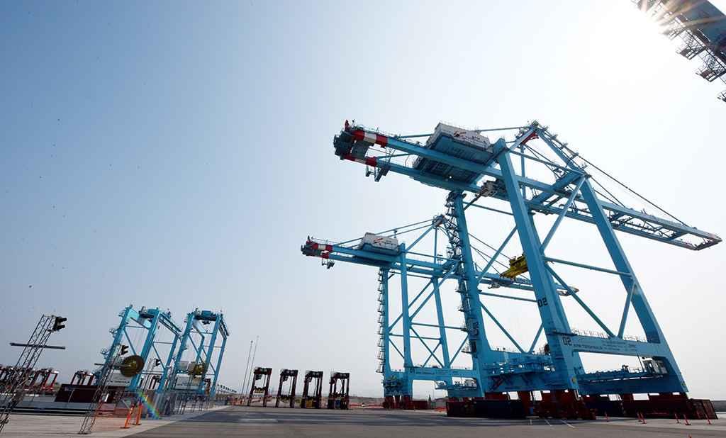 Destacan la importancia de los puertos en el desarrollo económico
