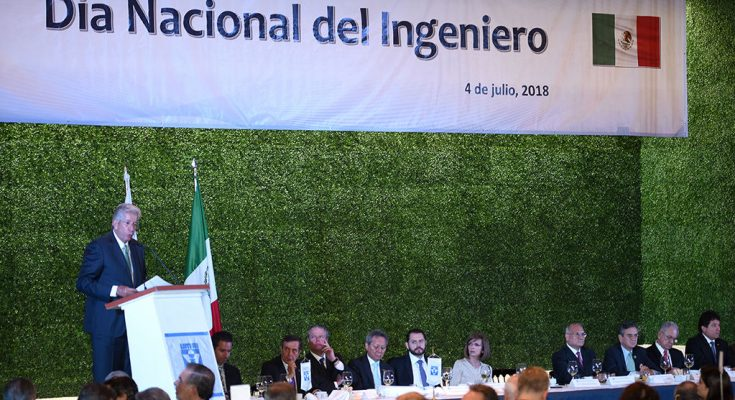 Ingenieros impulsan competitividad nacional: SCT